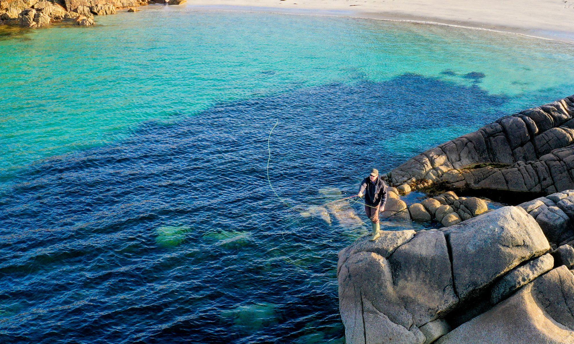 Fishing in Connemara